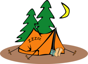 sleeping-in-tent
